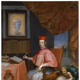 El cardenal Juan Everardo Nithard