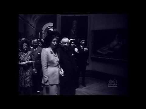 La Primera Dama Argentina visita el Museo del Prado