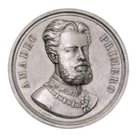 Proclamación de Amadeo I en Madrid
