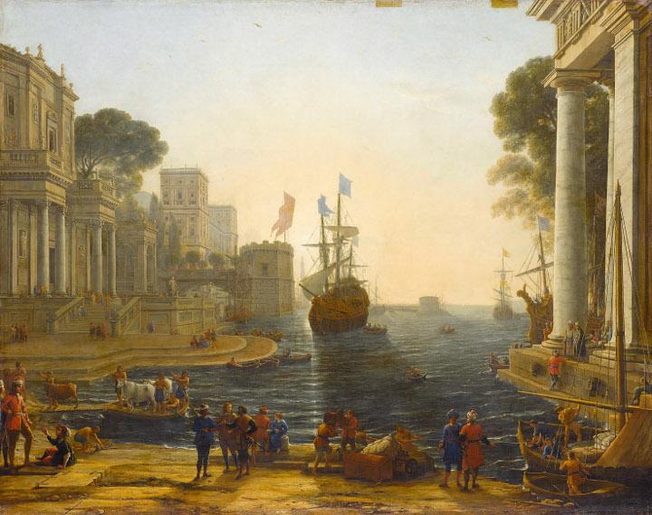 Claude Lorrain (c. 1600-1682)