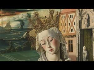 El tríptico de la Virgen de Monserrat
