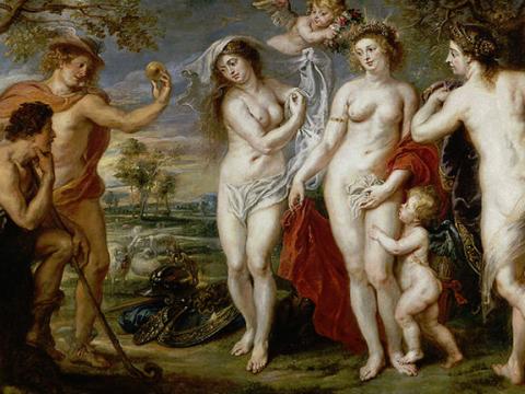 <em>El juicio de Paris</em>, Pedro Pablo Rubens, comentada por Máximo San Juan