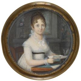 Louise Monterrad, viuda de Matton