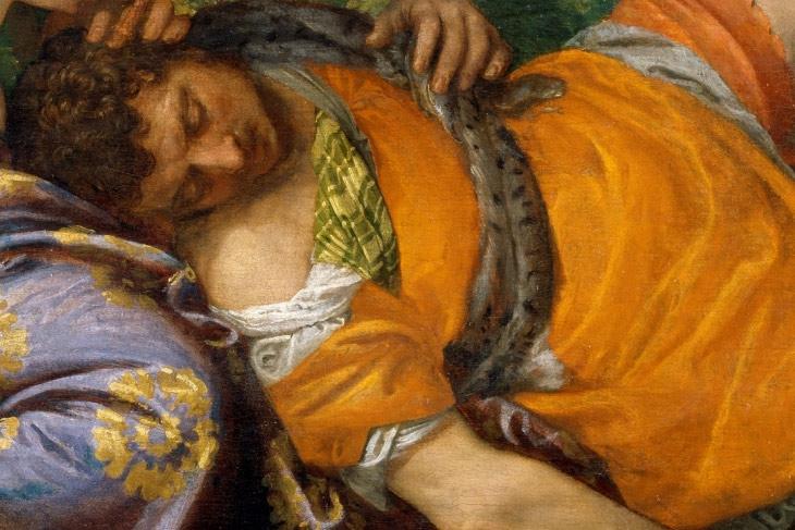 El gusto por las obras de Paolo Veronés en la corte de Carlos I de Inglaterra