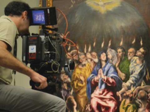 TVE estrenará un documental sobre el Museo del Prado en ultra alta definición
