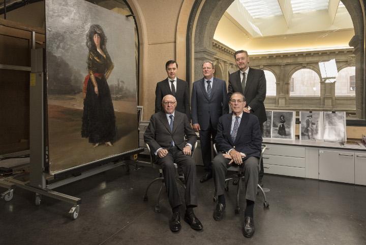 La Hispanic Society of America, la Fundación BBVA y el Museo del Prado firman sendos convenios de colaboración para la organización de una gran exposición con fondos de la Hispanic