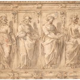 Cuatro santos
