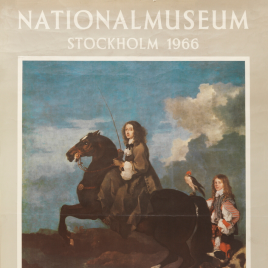 Cristina , Regina di Svezia [Material gráfico] : un' esposizione del consiglio d'Europa.