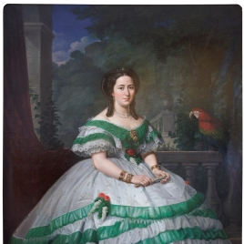 Matilde Ferrán y Muedra, esposa del pintor