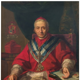 El cardenal Juan José Bonel y Orbe
