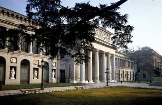 Five years after completing its extension the Prado receives more than 3 million visitors and achieves 60% self-funding
