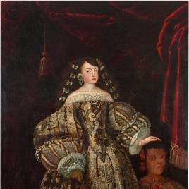 María Luisa de Toledo e indígena
