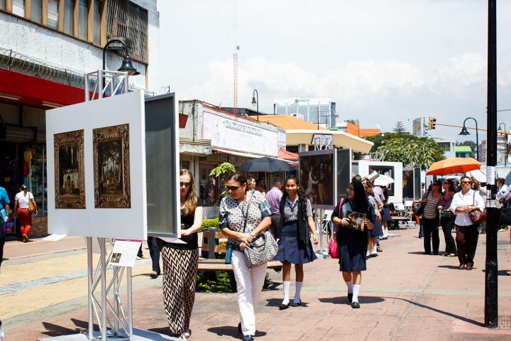 El Prado en las calles
