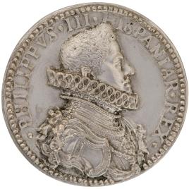 Felipe III, rey de España - Margarita de Austria