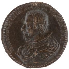 Fernando Enríquez-Afán de Ribera, III duque de Alcalá de los Gazules - La diosa Astrea