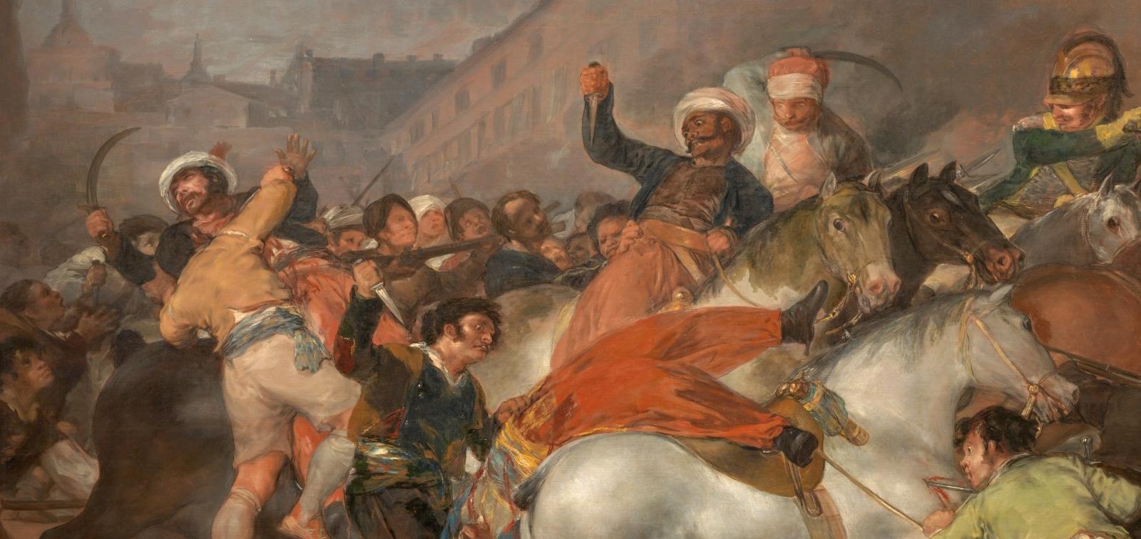 2 y 3 de mayo de 1808