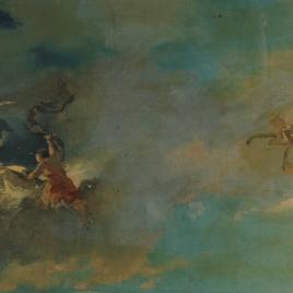 Alegoría de la noche (boceto)