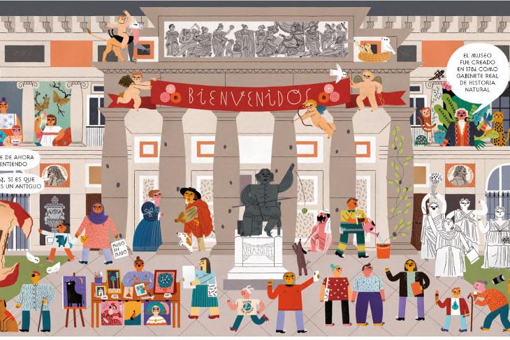 El Museo Nacional del Prado celebra el Día Internacional de los Museos