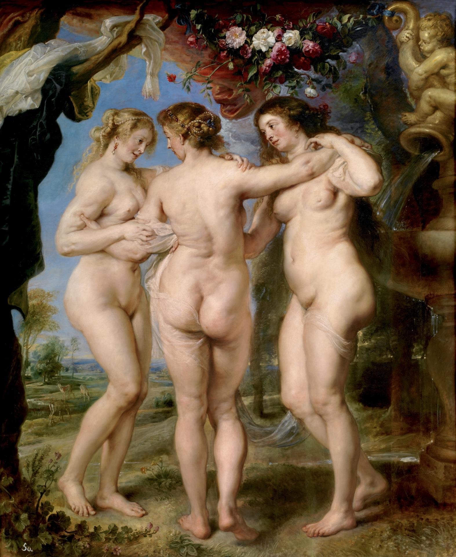 Tres Gracias, Las [Rubens]