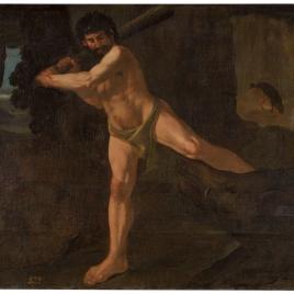 Hércules y el jabalí de Erimanto