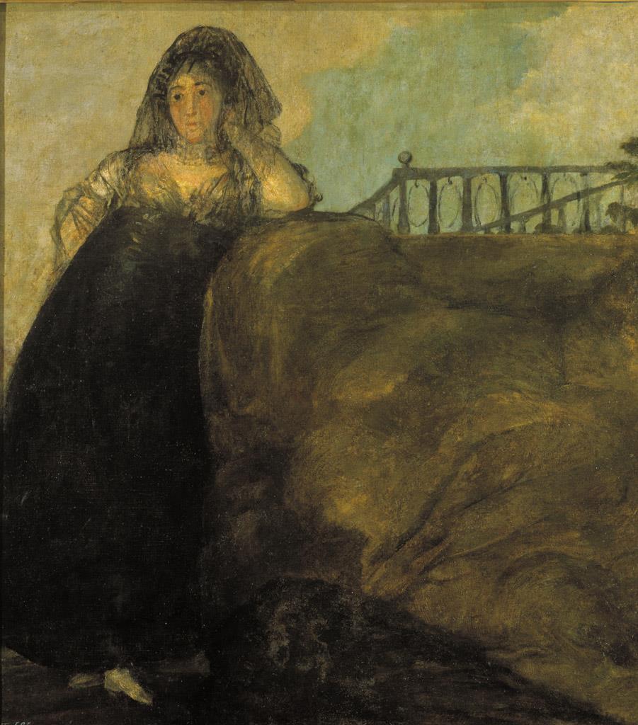 Resultat d'imatges de estrella pintura museo del prado