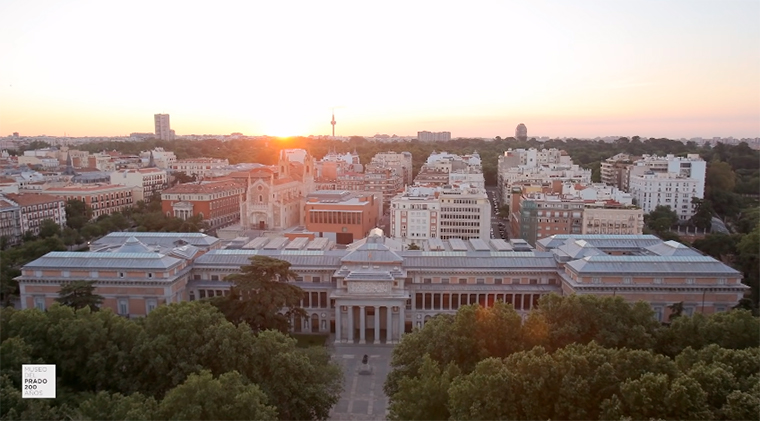 1. Visitantes del Prado