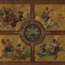 Alegorías de las Artes, la Literatura, la Industria y las Ciencias