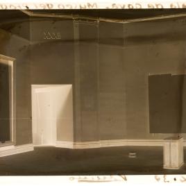 Museo del Prado, sala de Goya, 1939