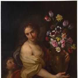 La diosa Flora