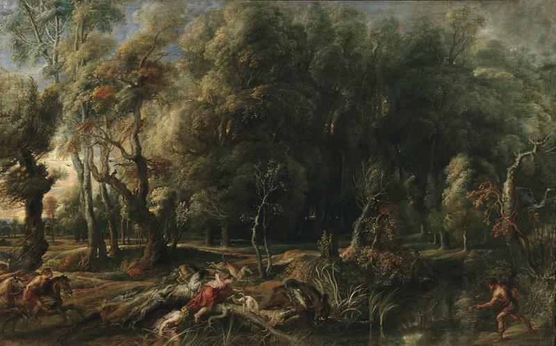 Rubens y el paisaje