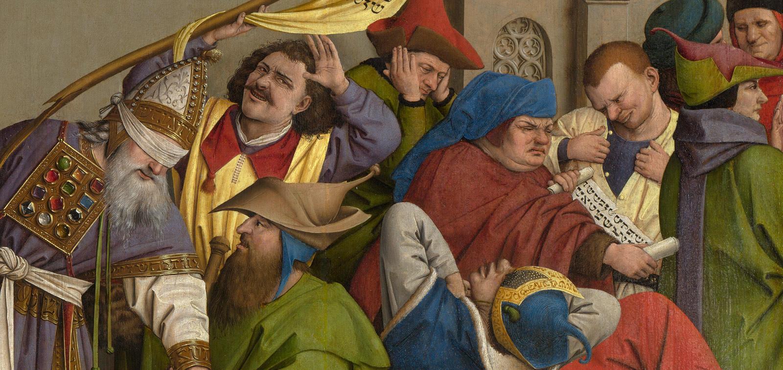 <em>La Fuente de la Gracia, los desafíos del siglo XV y la integración de los judíos en la cristiandad</em>