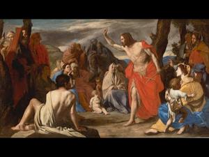 Discovering the collection: 'The Preaching of Saint John the Baptist'