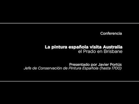 Conferencia: La pintura española visita Australia