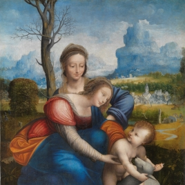 Saint Anne, the Virgin and the Christ Child