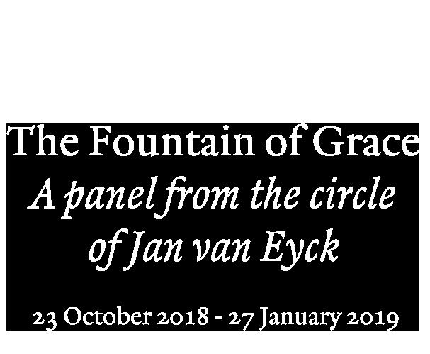 Exposición. The Fountain of Grace