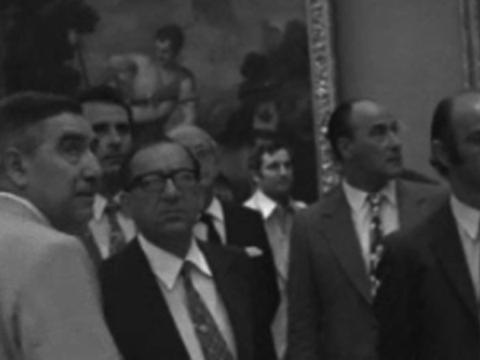 El primer ministro maltés visita el Museo del Prado