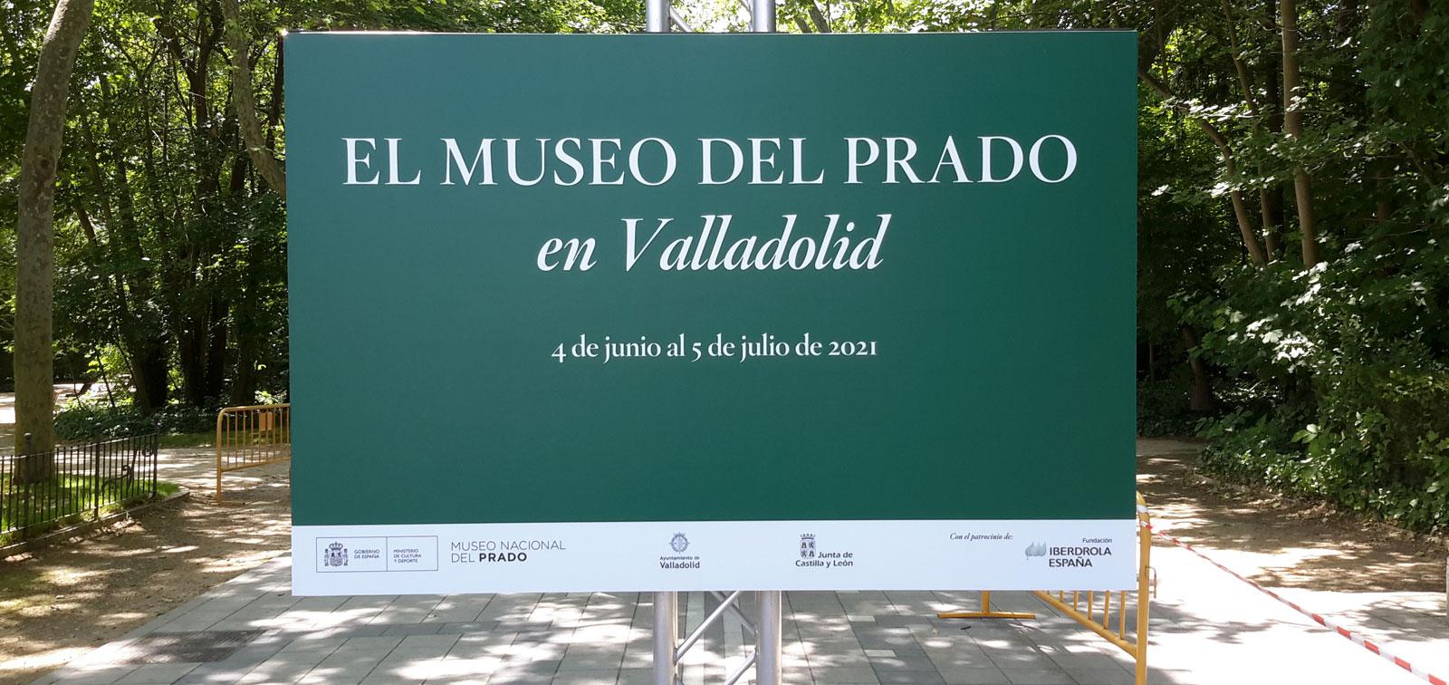 Exposición didáctica: El Museo del Prado en Valladolid