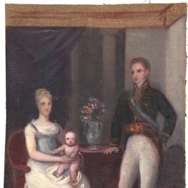 Retrato de familia (boceto)