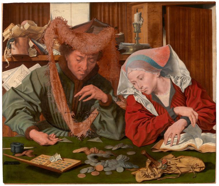 Vendedoras y comerciantes