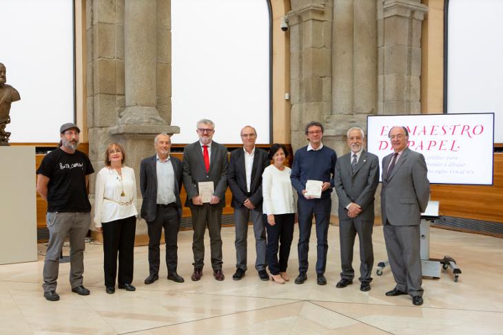 """El Museo del Prado presenta """"El maestro de papel. Cartillas para aprender a dibujar de los siglos XVII al XIX"""""""