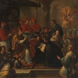 Aprobación de la regla de la Orden de los Clérigos Menores
