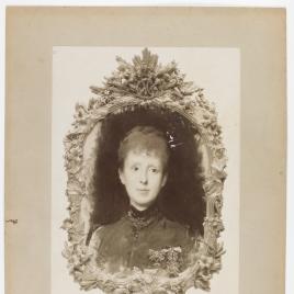 La reina María Cristina de Habsburgo-Lorena