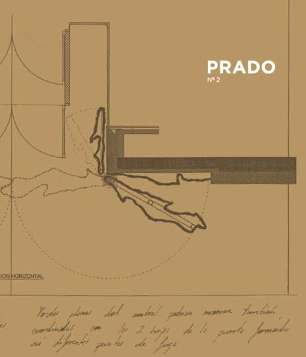 Second issue of Prado magazine
