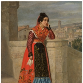 A Woman of Salamanca