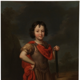 Philippe, II duque de Orléans, regente de Francia