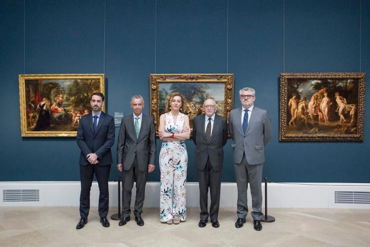 El Museo del Prado concluye el proceso de recuperación y adecuación museográfica de las salas de exposición de la planta norte
