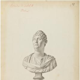 Retrato de una dama romana ¿Plotina?
