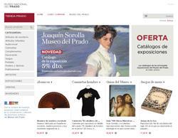 El Museo del Prado lanza su primera tienda online al tiempo que mejora su página web institucional