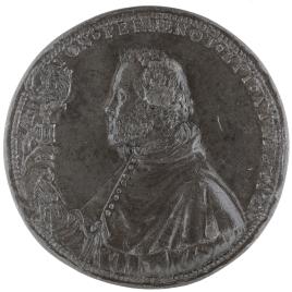 "Antonio Perrenot, cardenal Granvela - El Paraíso Terrenal (""CAETERE AEQVE AC SIBI"")"