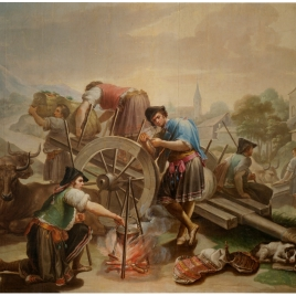 Ox Cart (The Valencians)
